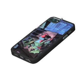 Juan Gris- Still Life before an Open Window iPhone 5/5S Case