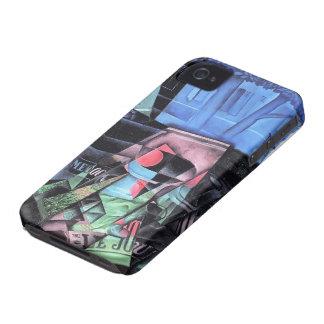 Juan Gris- Still Life before an Open Window Case-Mate iPhone 4 Cases