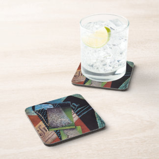 Juan Gris- Still Life (dedicated to Andre Salmon) Drink Coasters