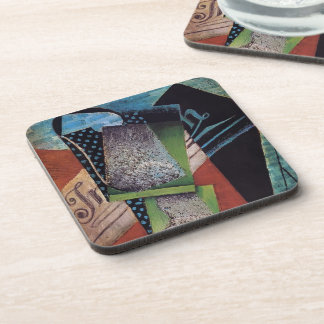 Juan Gris- Still Life (dedicated to Andre Salmon) Drink Coaster