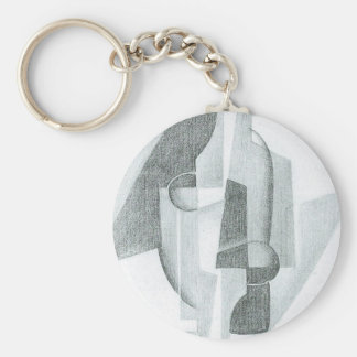 Juan Gris - Still Life Keychain
