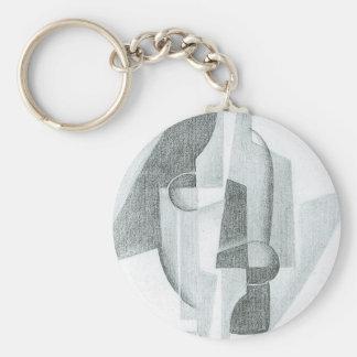 Juan Gris - Still Life Keychains