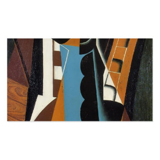 Juan Gris- Still Life on a Chair Double-Sided Standard Business Cards (Pack Of 100)