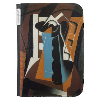 Juan Gris- Still Life on a Chair Cases For Kindle