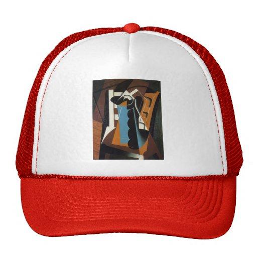 Juan Gris- Still Life on a Chair Hat