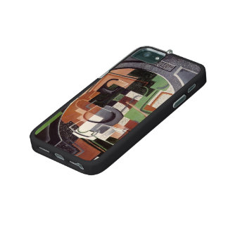 Juan Gris- Still Life on Plaque iPhone 5 Covers