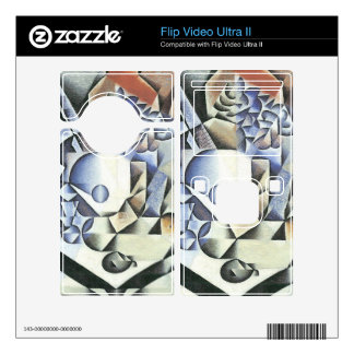 Juan Gris - Still Life with Flowers Flip Ultra II Skin