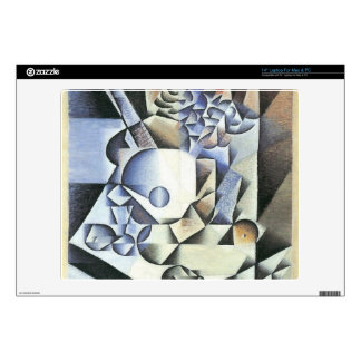 Juan Gris - Still Life with Flowers Skins For Laptops