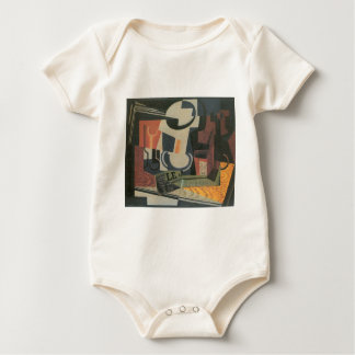 Juan Gris - Still Life with Fruit Bowl Baby Bodysuit