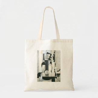Juan Gris - Still Life with guitar Budget Tote Bag