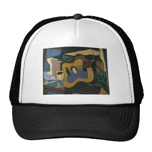 Juan Gris- Still Life with Guitar Hats