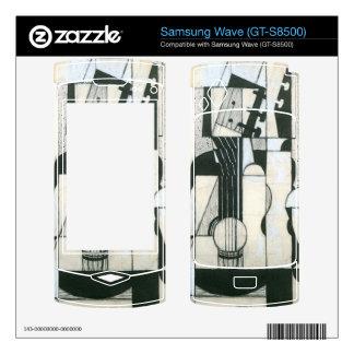 Juan Gris - Still Life with guitar Samsung Wave Skins