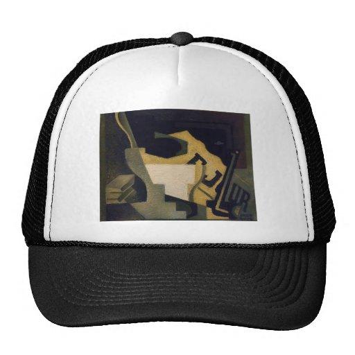 Juan Gris- Still Life with Newspaper Trucker Hat