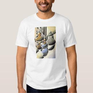 Juan Gris- Still Life with Oil Lamp T-shirts