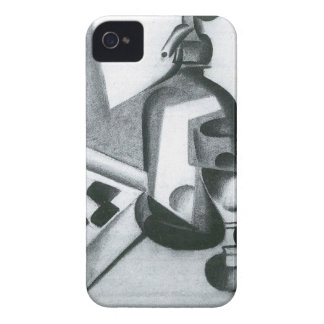 Juan Gris - Still Life with Siphon iPhone 4 Case