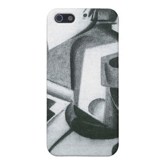 Juan Gris - Still Life with Siphon Cover For iPhone 5