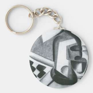 Juan Gris - Still Life with Siphon Key Chains