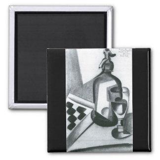 Juan Gris - Still Life with Siphon Magnet