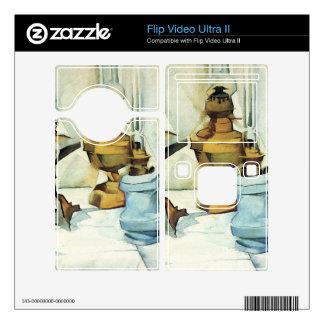 Juan Gris - Still life with three lamps Flip Ultra II Decals