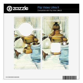 Juan Gris - Still life with three lamps Flip Ultra II Decal
