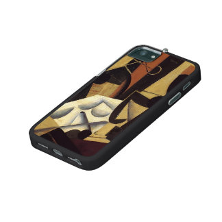 Juan Gris- Still Life with White Tablecloth iPhone 5 Cover