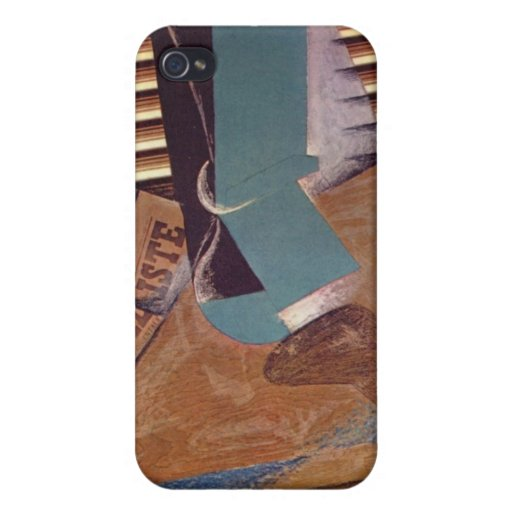Juan Gris - The blind Case For iPhone 4
