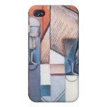 Juan Gris - The book iPhone 4 Cases