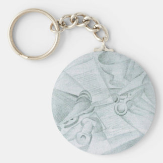 Juan Gris - The Book Keychains