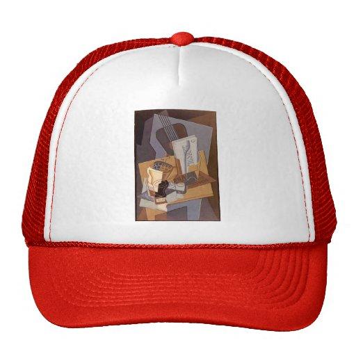 Juan Gris- The Book of Music Mesh Hats