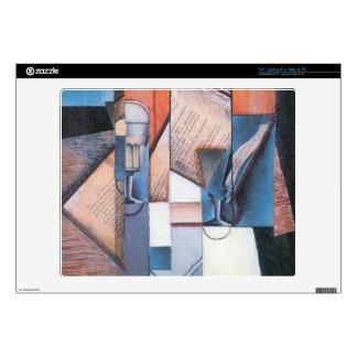 "Juan Gris - The book Skins For 14"" Laptops"