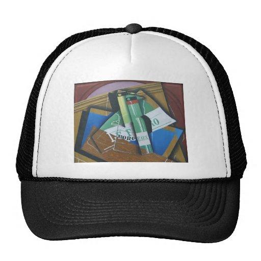 Juan Gris- TheBordeauxbottle Trucker Hat