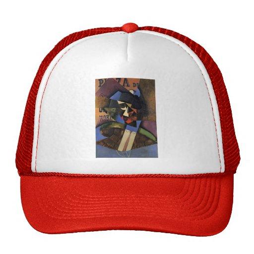 Juan Gris- The Bull Fighter Hat
