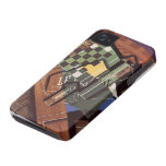 Juan Gris- The Checkerboard iPhone 4 Case-Mate Case
