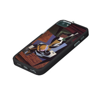 Juan Gris- The Packet of Tobacco iPhone 5 Cover
