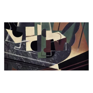 Juan Gris- The Sideboard Double-Sided Standard Business Cards (Pack Of 100)