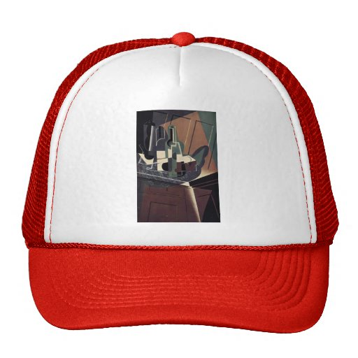 Juan Gris- The Sideboard Hats