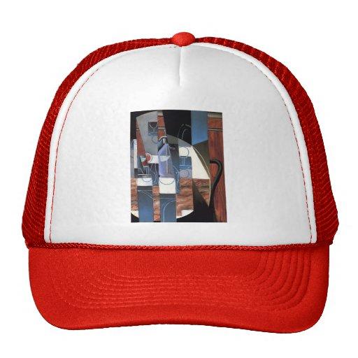 Juan Gris- The Siphon Mesh Hats