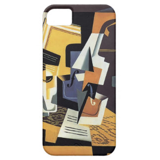 Juan Gris- Violin and Glass iPhone 5 Cases