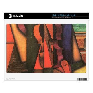 Juan Gris - Violin and guitar Skins For Netbooks