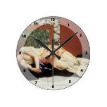 Juan Guillermo Godward- Endymion Reloj