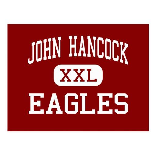 Juan Hancock - Eagles - alto - Chicago Illinois Tarjetas Postales