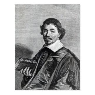 Juan Hoornbeek, grabado por Jonas Postal