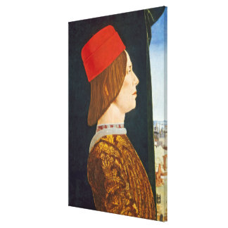 Juan II Bentivoglio, C. 1474 - 77 Lienzo Envuelto Para Galerias