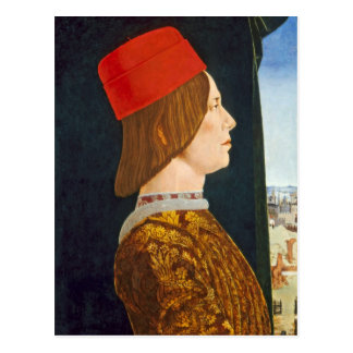 Juan II Bentivoglio, C. 1474 - 77 Tarjeta Postal