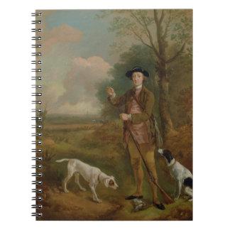 Juan importante Dade (1726-1811) de Tannington, Su Cuadernos