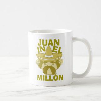 Juan in El Million Coffee Mug