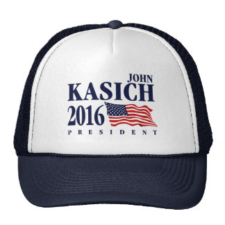 Juan Kasich para el presidente Gorra