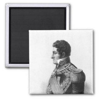 Juan Manuel de Rosas Magnet