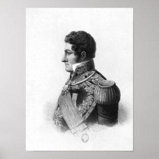 Juan Manuel de Rosas Poster