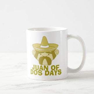 Juan of Dos Days Coffee Mug